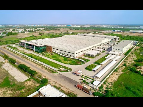 Manufacturing Facility at Sanand- Gujarat