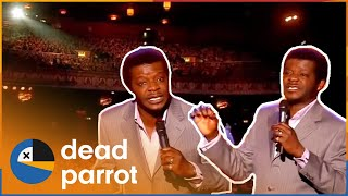 Stephen K Amos  Live At The Apollo  Season 3  Dead Parrot