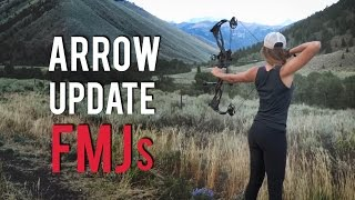 Arrow Update   Full Metal Jackets