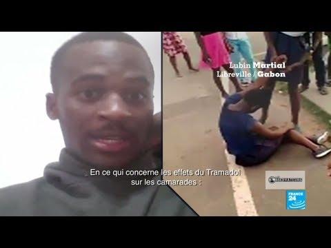 Au Gabon, les ados se défoncent aux antidouleurs