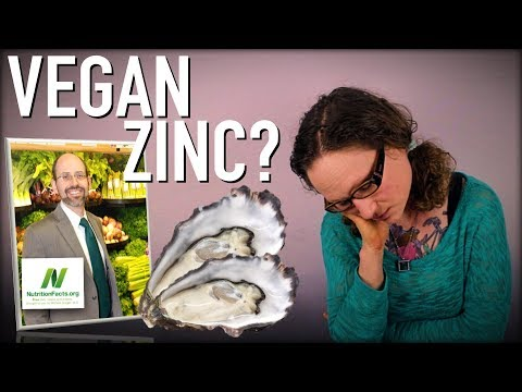 Zinc Deficiency & Male Emissions | Dr Michael Greger of Nutritionfacts.org
