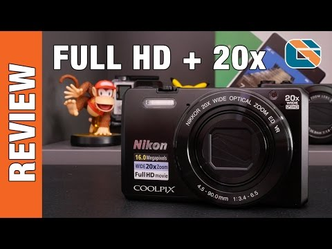 Nikon Coolpix S7000 Guide - Test & Real World Review #Nikon