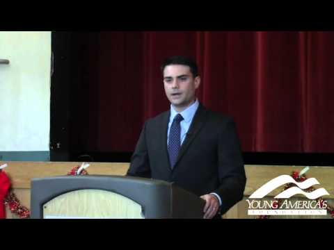 FULL VIDEO: Ben Shapiro at Otay Ranch High School