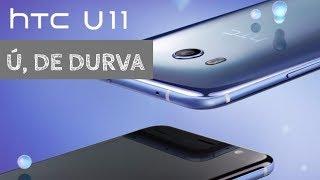 HTC U11 bemutató
