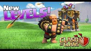 "Lets Play Clash of Clans #160""JULI UPDATE-RIESEN LV8+BOGENSCHÜTZEN TURM LV 14""[HD] GER/DEUTSCH HD"