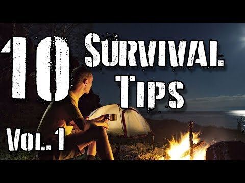 10 Survival Tips and Tricks That Might Save Your Life