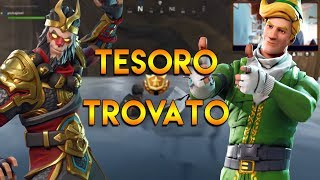 SEARCH BETWEEN THREE BOATS SFIDE SOLUTIONS WEEK 8 PASS BATTLE 3 FORTNITE BATTLE ROYALE ITA