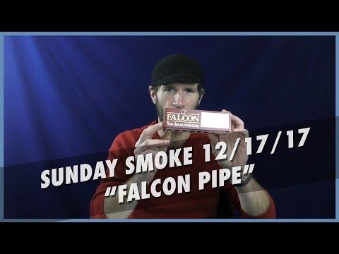 "Sunday Smoke - 12-17-2017 - ""FALCON PIPE"""
