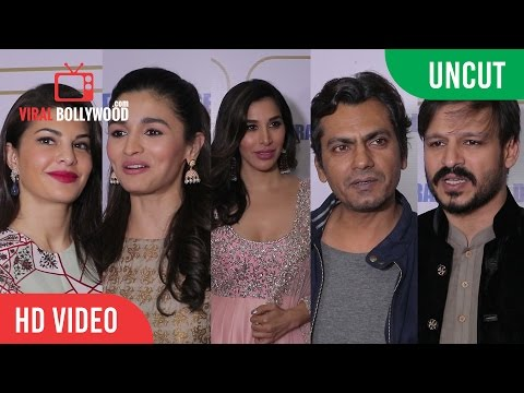 UNCUT - Central Excise Day Celebration   Alia Bhatt, Jacqueline, Sunny Deol, Nawazuddin Siddiqui