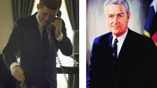 PHONE CALL BETWEEN PRESIDENT KENNEDY AND JOHN CONNALLY (NOV. 7, 1962)