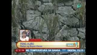 News@1: DA, pinaghahanda ang mga magsasaka sa Davao region sa pagpasok ng El Niño