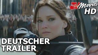 TRIBUTE VON PANEM MOCKINGJAY Teil 2 deutsch // Jennifer Lawrence