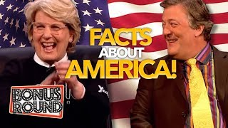 AMERICA! Did you Know?! Facts About America You May Not Know! QI