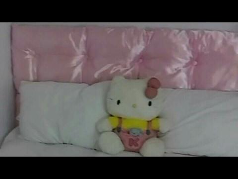 C mo hacer una cabecera de cama con cart n youtube - Como construir una cama ...