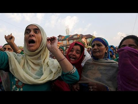 Clashes erupt in Kashmir after boy's killing