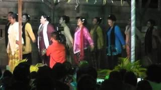 poco poco dance in Tamanredjo