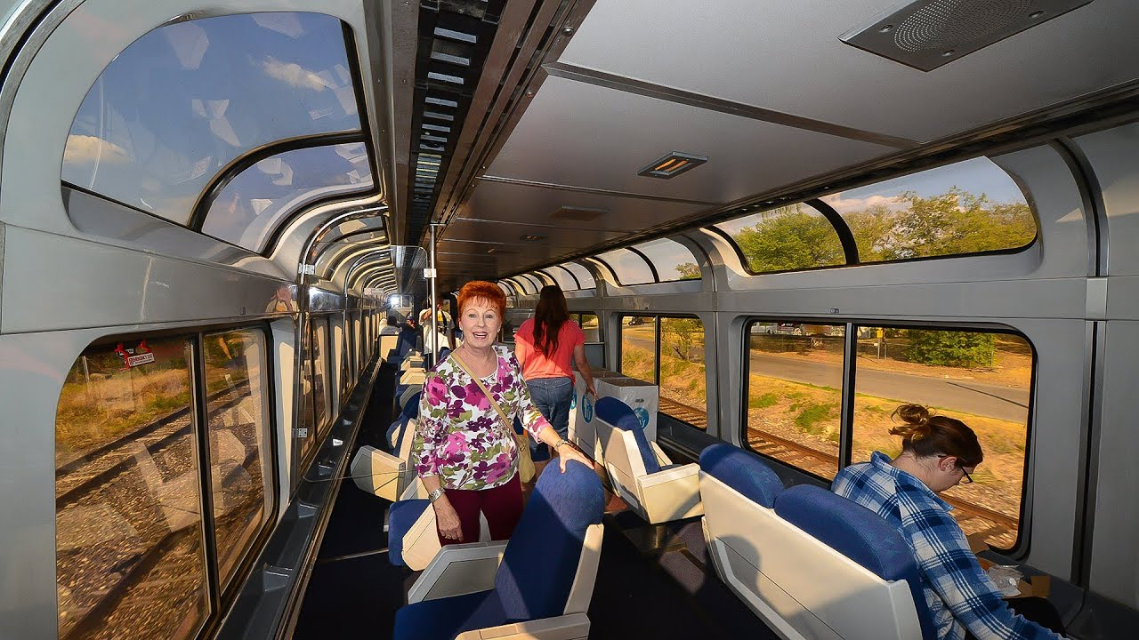 Independent USA Rail Packages (Amtrak Vacations) | Rail ...