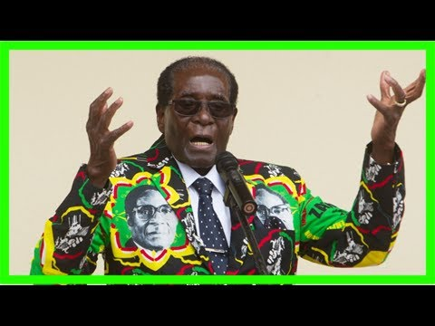 Woman charged after allegedly calling robert mugabe a 'goblin'
