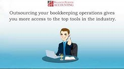 5 Advantages of Outsourcing Your Bookkeeping Service