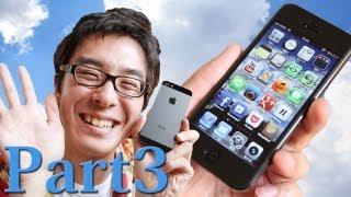 iPhone5 (KDDI版) がやってきた!その3