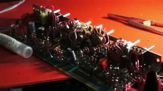 VLOG. Ремонт синтезаторов - это непросто. Трудности, долгострой, нюансы, отсутствие схем и т.д.