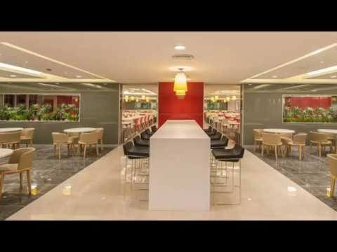 project for sapient in bangalore by interics design consultants