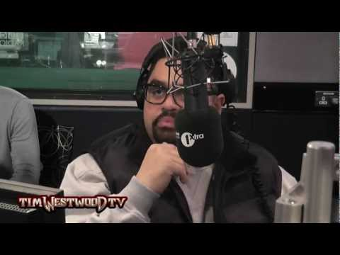 Heavy D on hip hop, BET performance, producing & touring - Westwood