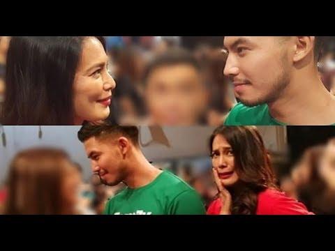 Tony Labrusca's Glorious Kiss To Angel Aquino, Kapamilya Stars Want It