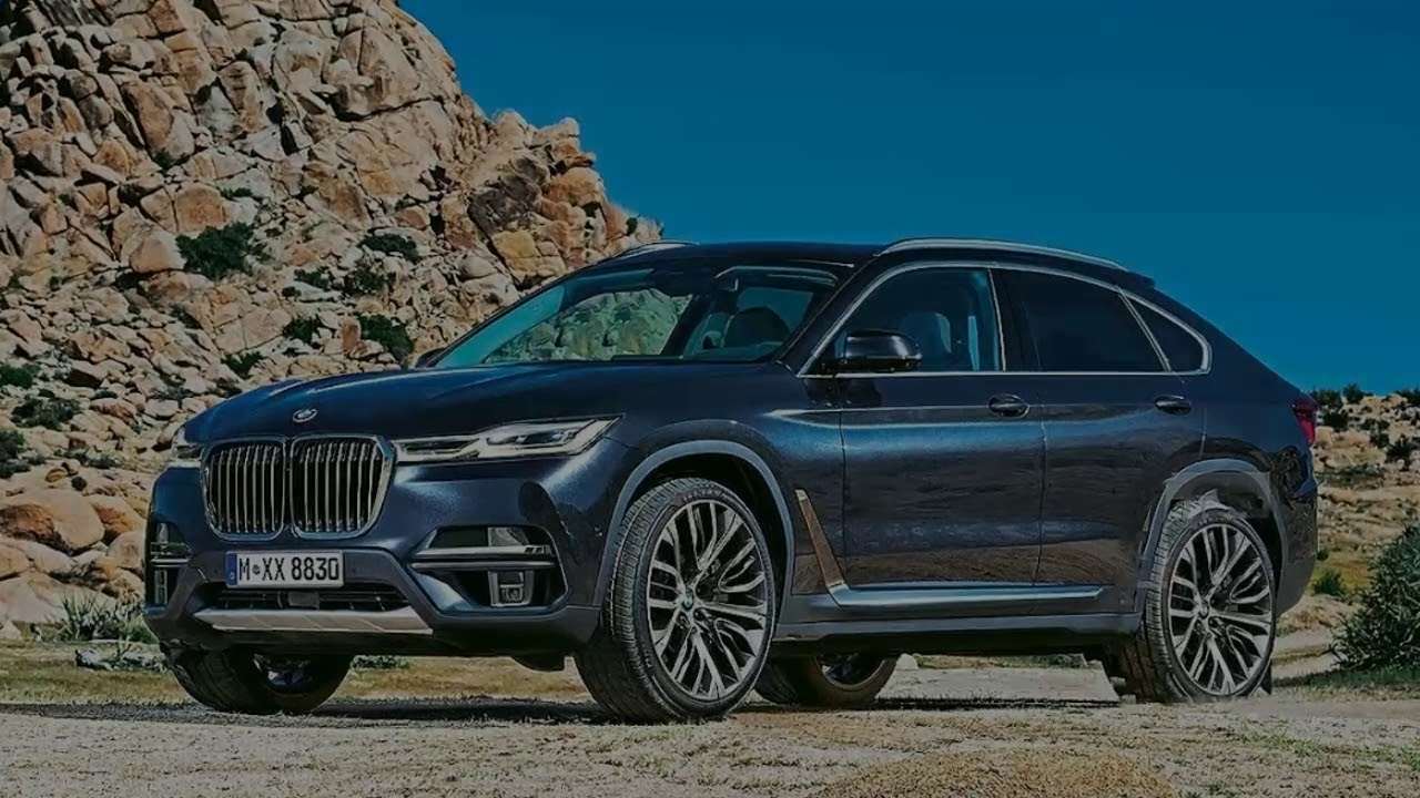 medium resolution of  hot news this bmw x8 is an x7 sav in disguise watch now