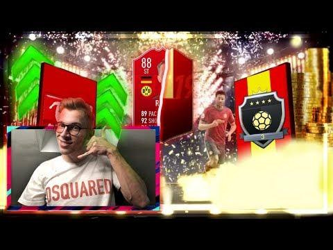FIFA 19: ELITE FUT Champions REWARDS Pack Opening + POTM Reus?!  🔥