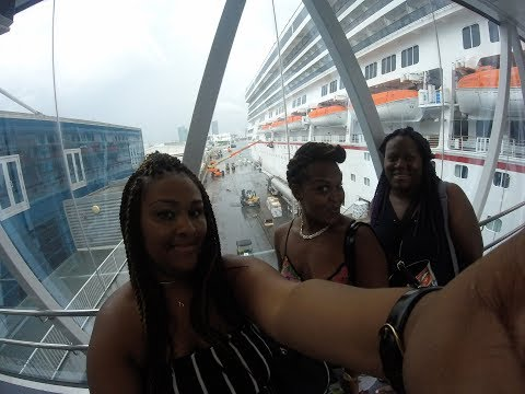 3 day Carnival Victory cruise vlog 2017