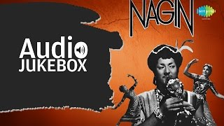 NAGIN 1954 - Vyjayanthimala - Pradeep Kumar - Jeevan - Old Hindi Songs - Been Music