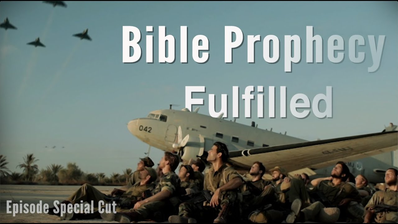 Clear Evidence Bible Prophecy is Unfolding // Israel in Prophecy