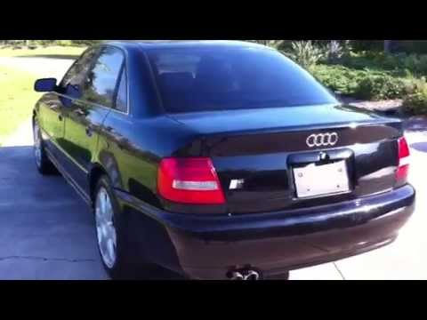 2000 Audi S4 OFFICIAL TEST DRIVE REVIEW - ENGINE, EXHAUST, SPECS