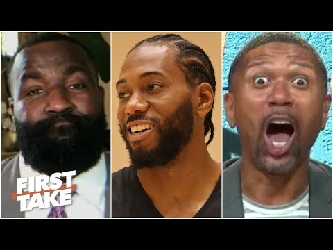 Jalen Rose floored by Kendrick Perkins' Lakers vs. Clippers pick | First Take