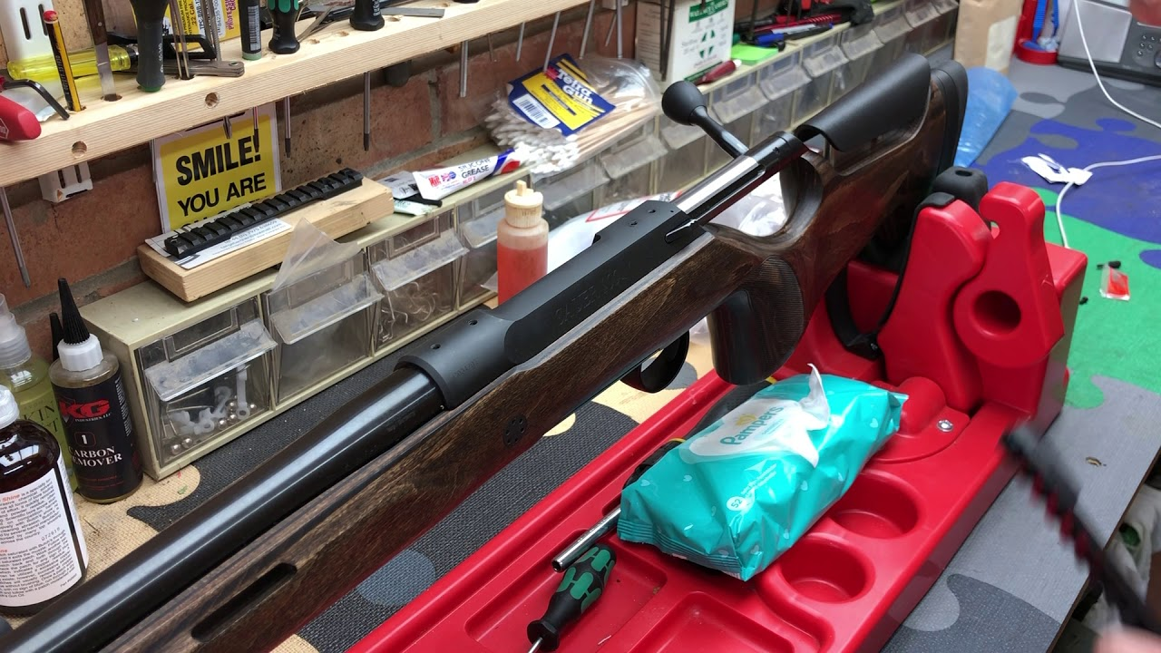 Download Adding a Picatinny rail to the Sauer 100 Fieldshoot in 6.5 Creedmoor
