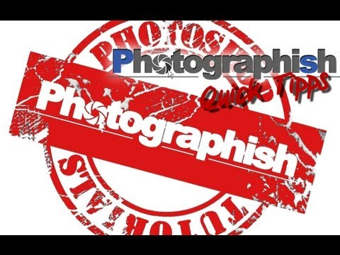 Photoshop Quick Tipp Nr.4 - Text An Pfad (Kreis) Ausrichten
