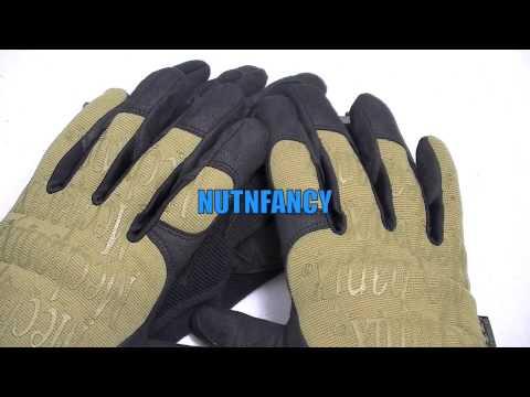 """""""Mechanix Wear"""" Gloves:  Get A Grip Man"""
