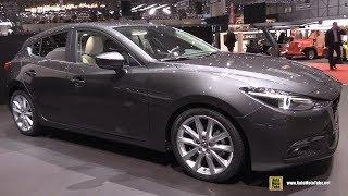 2018 Mazda 3 Diesel - Exterior and Interior Walkaround - 2018 Geneva Motor Show