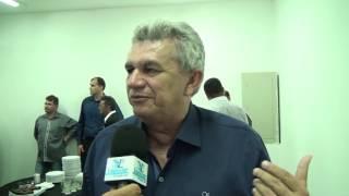 Professor Façanha foi homenageado no IFCE de Tabuleiro do Norte