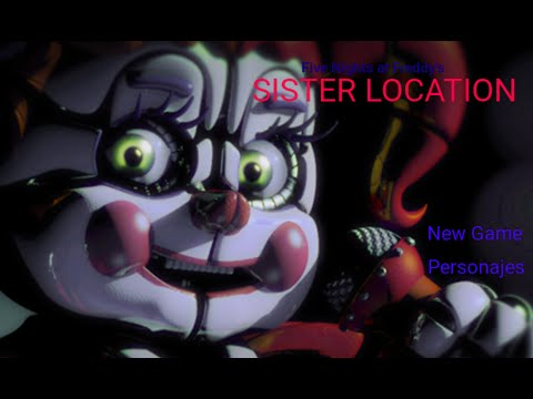 Sister Location Android [Fan Made]