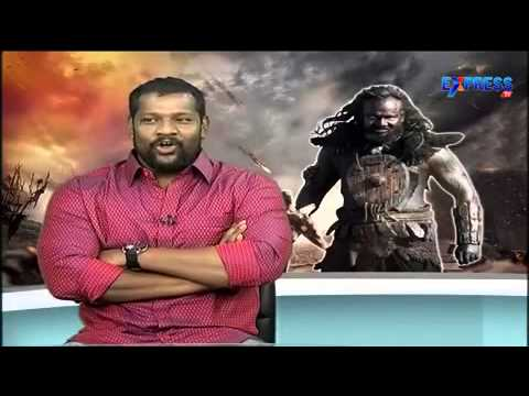 Bahubali movie - kalakeya dialogue