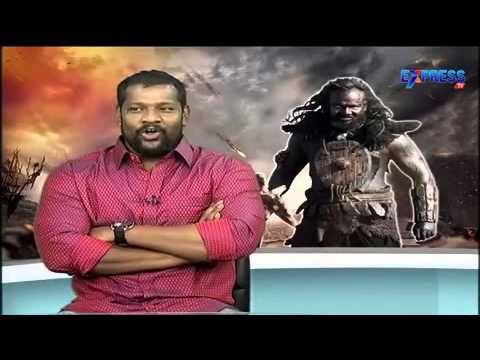 Bahubali movie - kalakeya dialogue