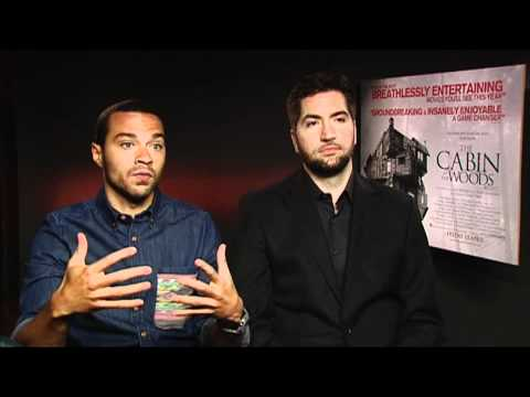 The Cabin In The Woods - Jesse Williams And Drew Goddard Interview | The Upcoming