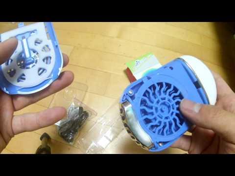 Mini Portable Hand Held Desk Air Conditioner