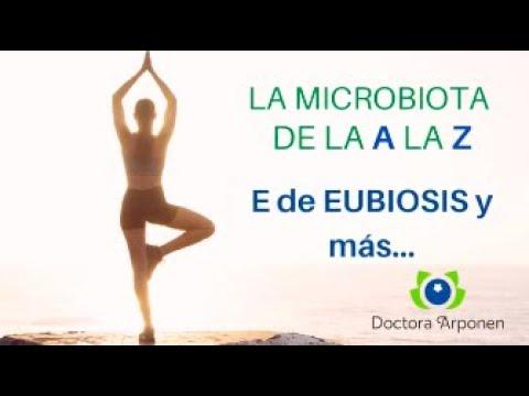 El ABC de la microbiota con la dra Sari Arponen: E de eubiosis y más