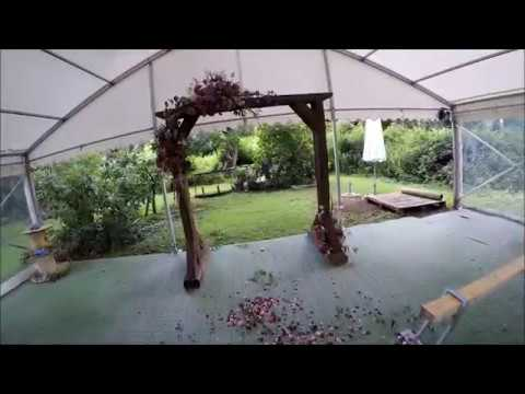 Wedding Marquee, Kells, County Antrim
