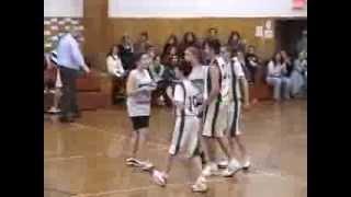 Mountainside Cops vs. Kids Basketball 2009