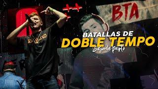 MEJORES BATALLAS DE DOBLE TEMPO #2|| DOBLE TEMPO VS DOBLE TEMPO