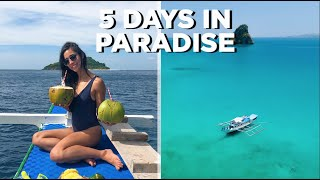 PHILIPPINES TRAVEL GUIDE: How to see the Philippines in 5 Days (Best Places to Go in 2020)